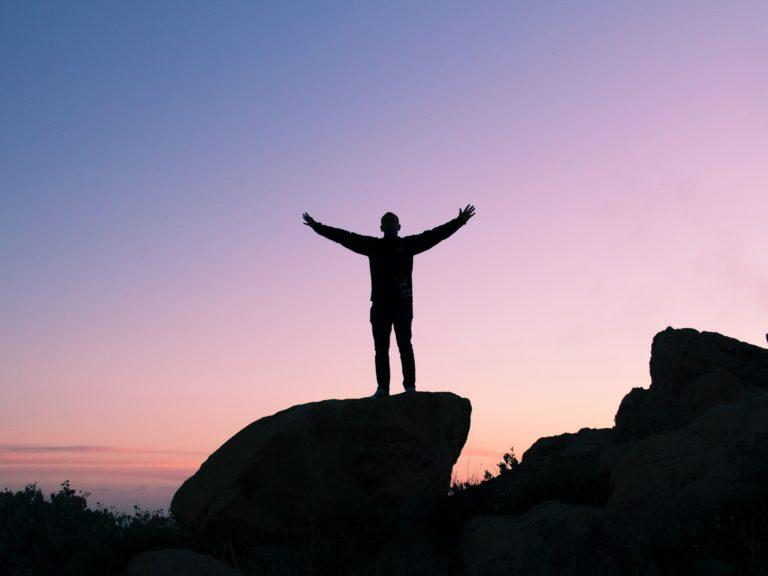 Als je dankbaar bent, dan ben je altijd tevreden
